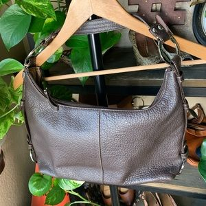 The Sak leather shoulder purse